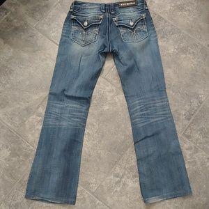 Rock Revival sparkling jeans. Size 29 inseam 31